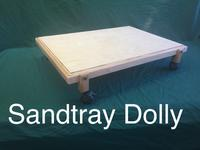 Sandtray Dolly