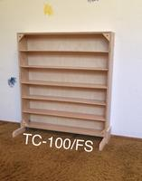 Freestanding Shelf for Miniatures